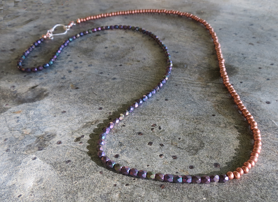 Altered Path Necklace