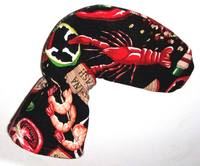 Gumbo Golf Putter Cover