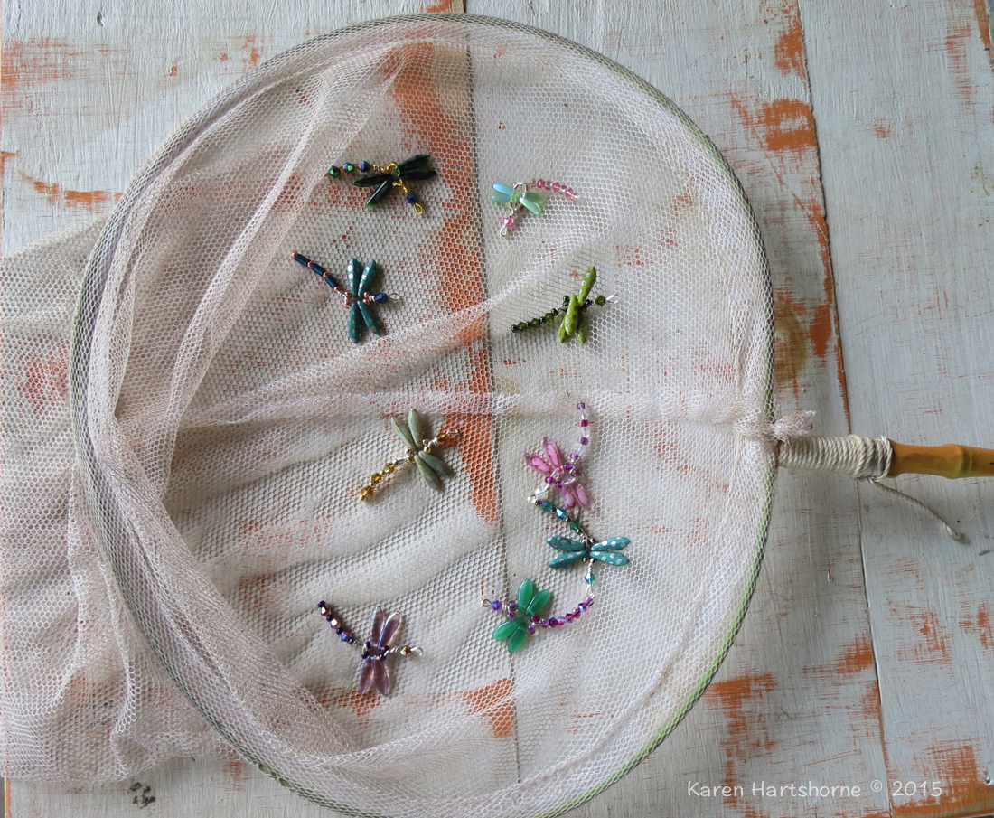 A new obsession ~ Dragonflies