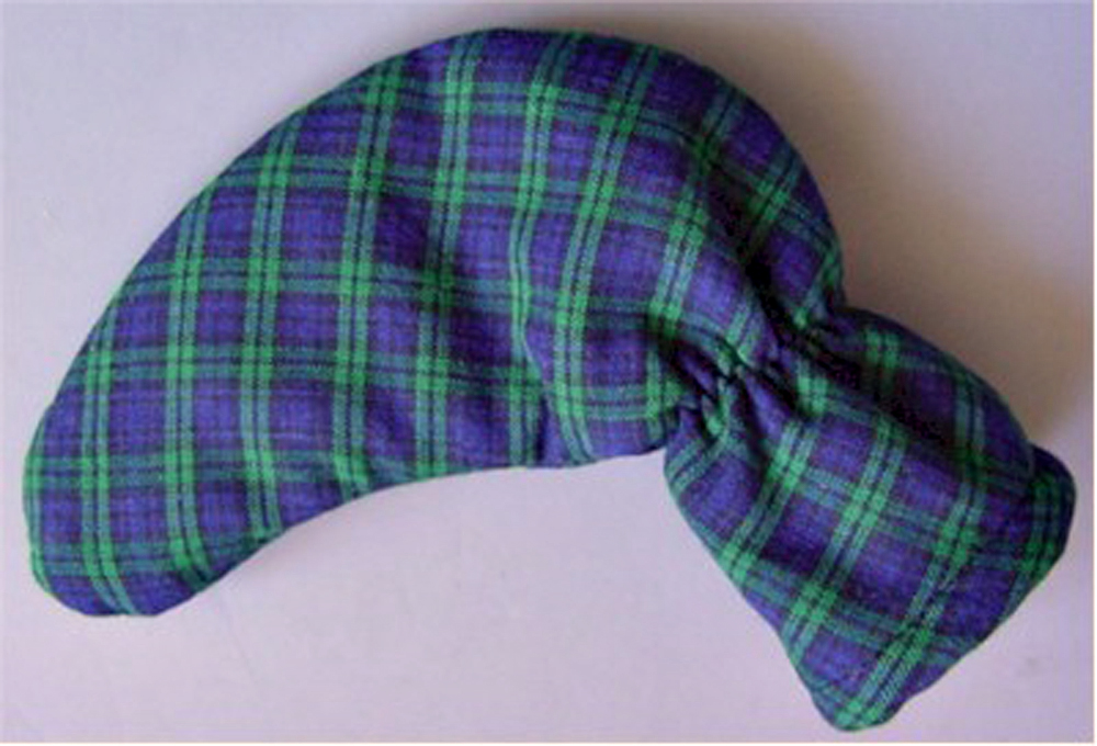 Navy and Green Tartan Plaid Putter Cover
