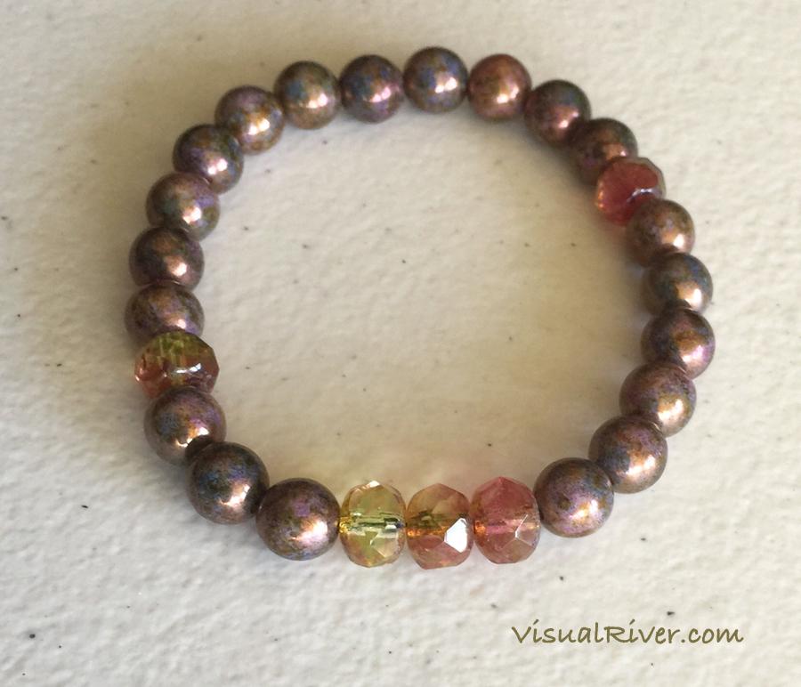 Czech Crystal Bracelet