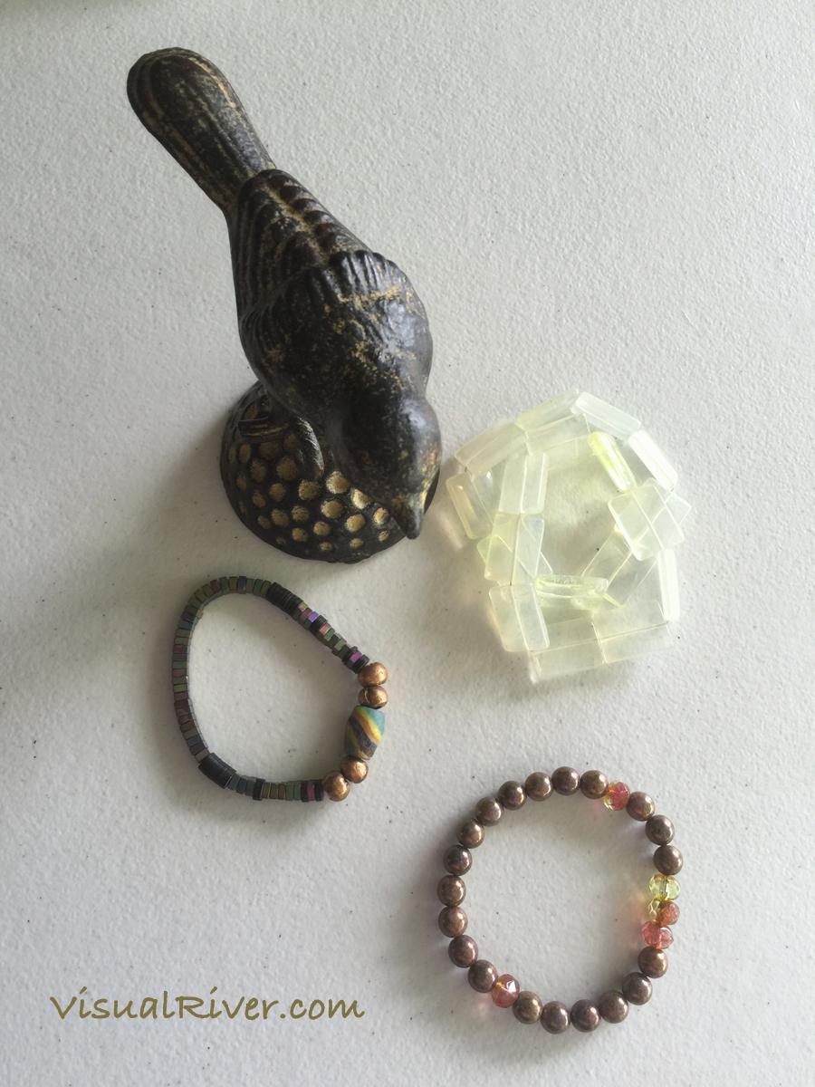 Visual River Bracelets