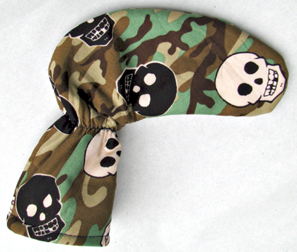 Camouflage Putter Covers