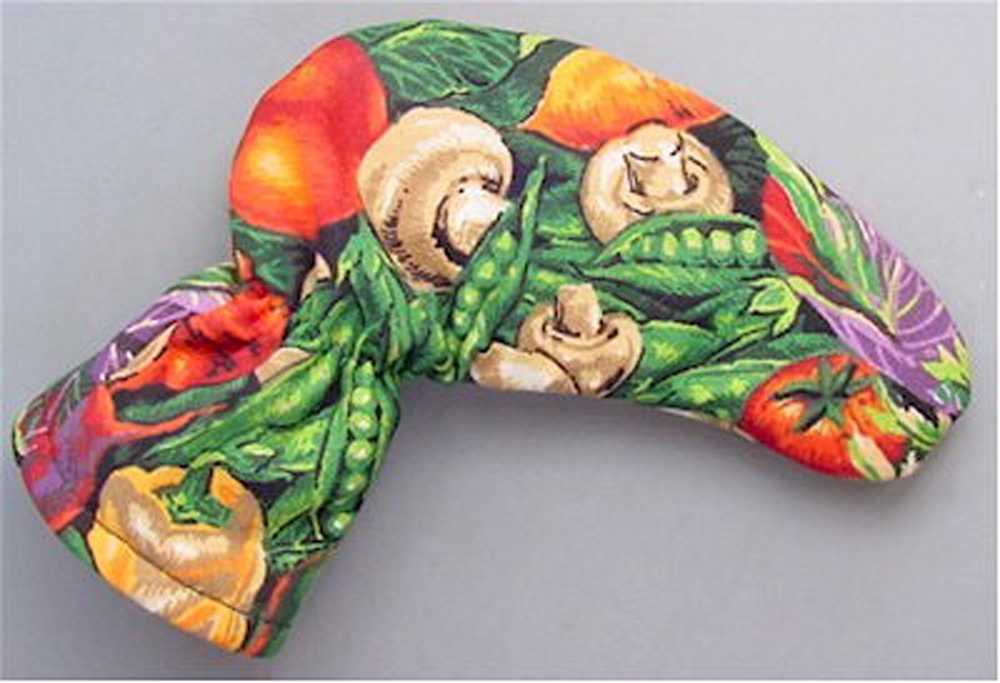 Vegetable Golf Club Putter Cover