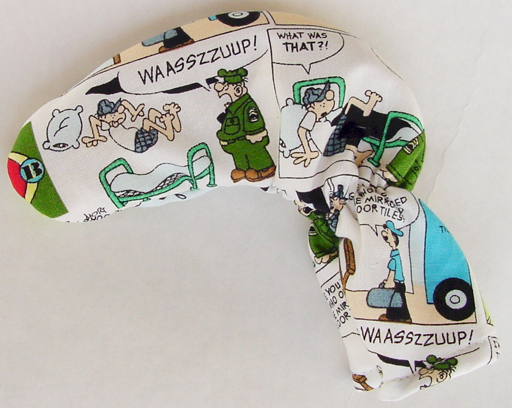 Beetle Bailey Army Putter Cover