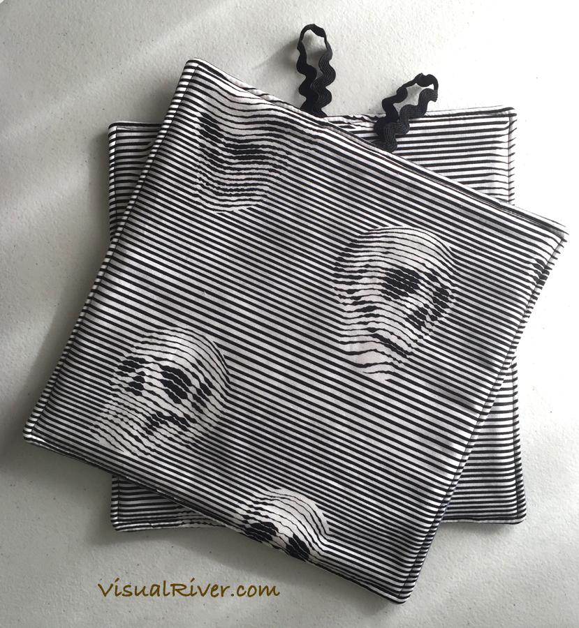 Skull Potholders