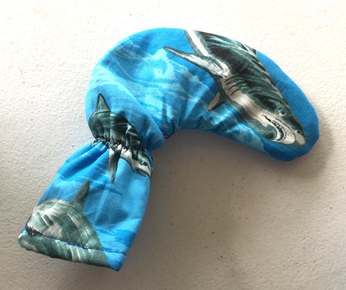 Shark Golf Putter Cover