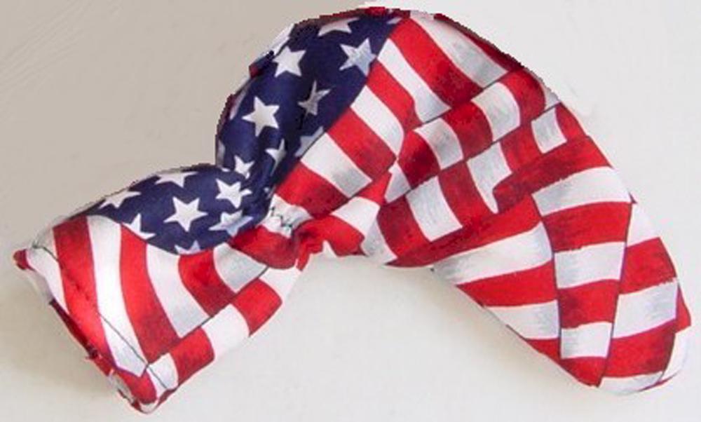 USA flag club cover
