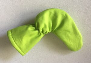 Lime Green Golf Club Club Cover