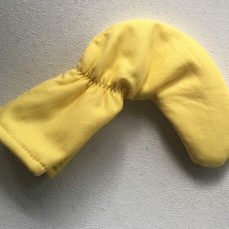 Yellow Golf Club Cover