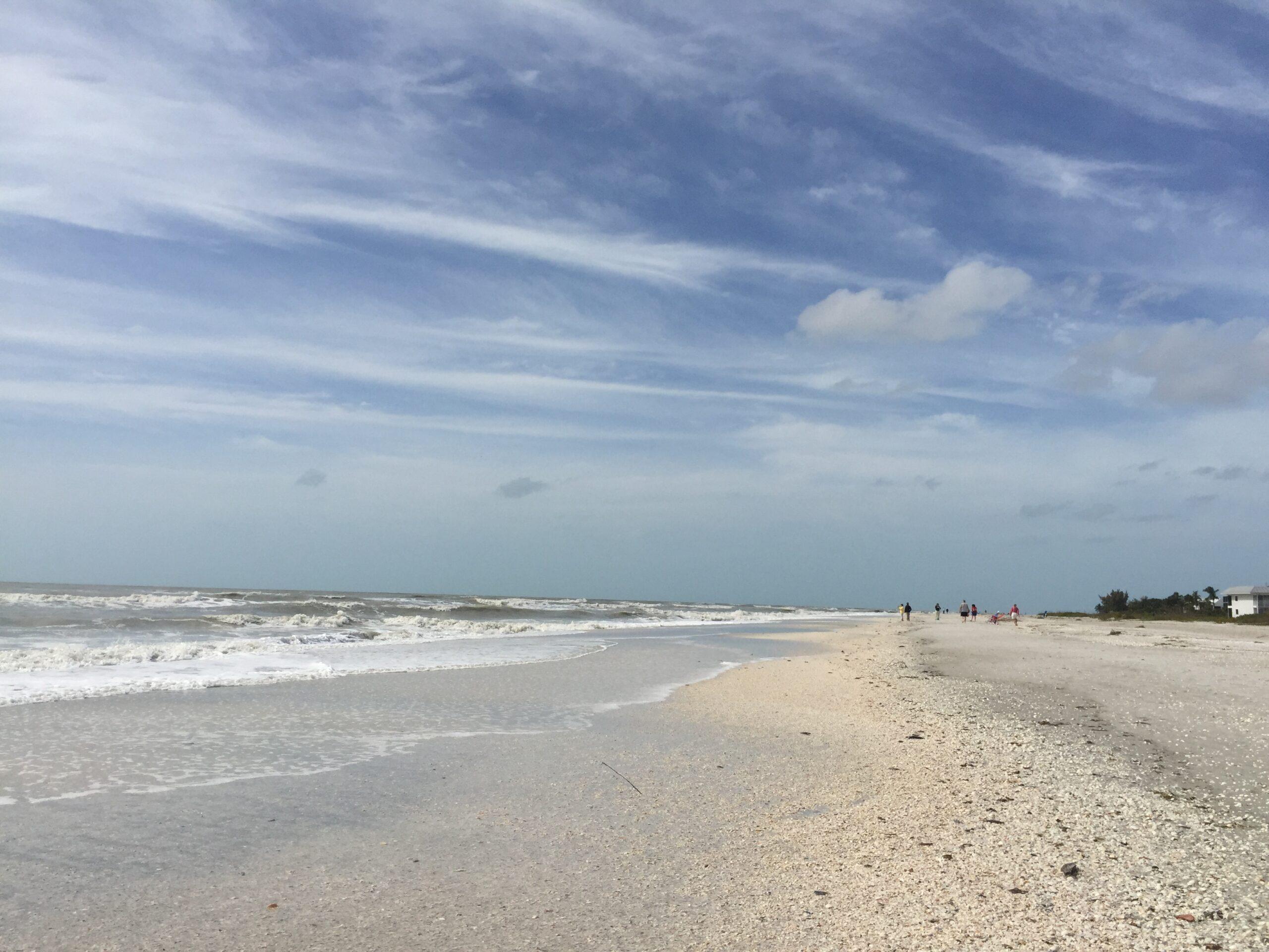 Tarpon Bay Beach on Sanibel Island, Florida