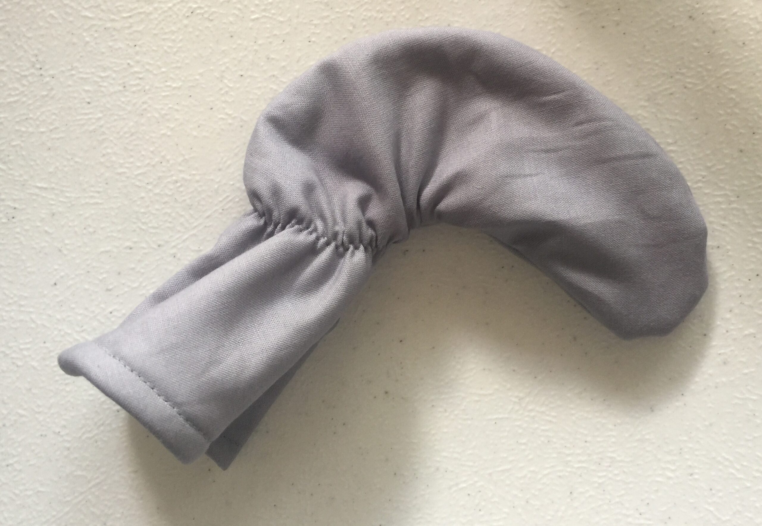 Gray Putter Club Cover