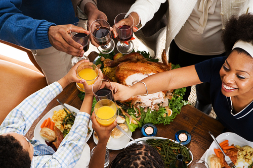 3 Tips For Relieving Stress on Thanksgiving