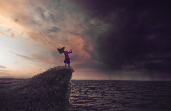 Why Bold Leadership Leads People Into the Storm