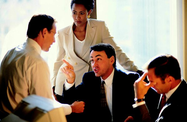 The Business of Conflict is Personal