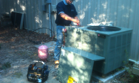 Air Conditioning Repair by Williamsburg HVAC