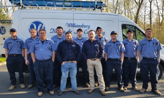 Heating & Air Conditioning Contractors - Williamsburg Heating and Air Conditioning
