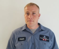 Patrick Bond - Williamsburg Heating & Air Conditioning - Team Member
