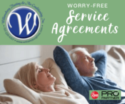 Heating & air conditioning service agreements - Williamsburg Heating & Air Conditioning
