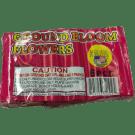Ground Bloom Flowers - Ground Spinners - Novelties - Fireworks