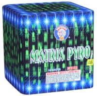Matrix Pyro - 16 Shots - 200 Gram Aerials - 350 Gram - Fireworks