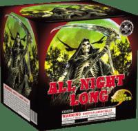 All Night Long - 16 Shots - 500 Gram Cakes - Fireworks