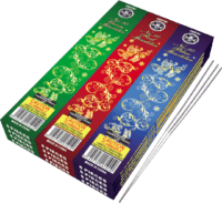 Colored Sparklers - Red Green Blue - 10 Inch - 96 - Sparklers - Novelties - Fireworks