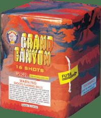 Grand Canyon - 16 Shots - 200 Gram Aerials - Fireworks