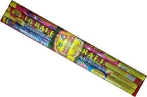 Roman Candle Assortment - 10 Ball - RC - Roman Candles - Fireworks