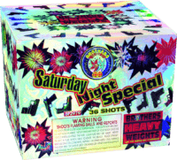 Saturday Night Special - 500 Gram Aerials - 36 Shots - Fireworks