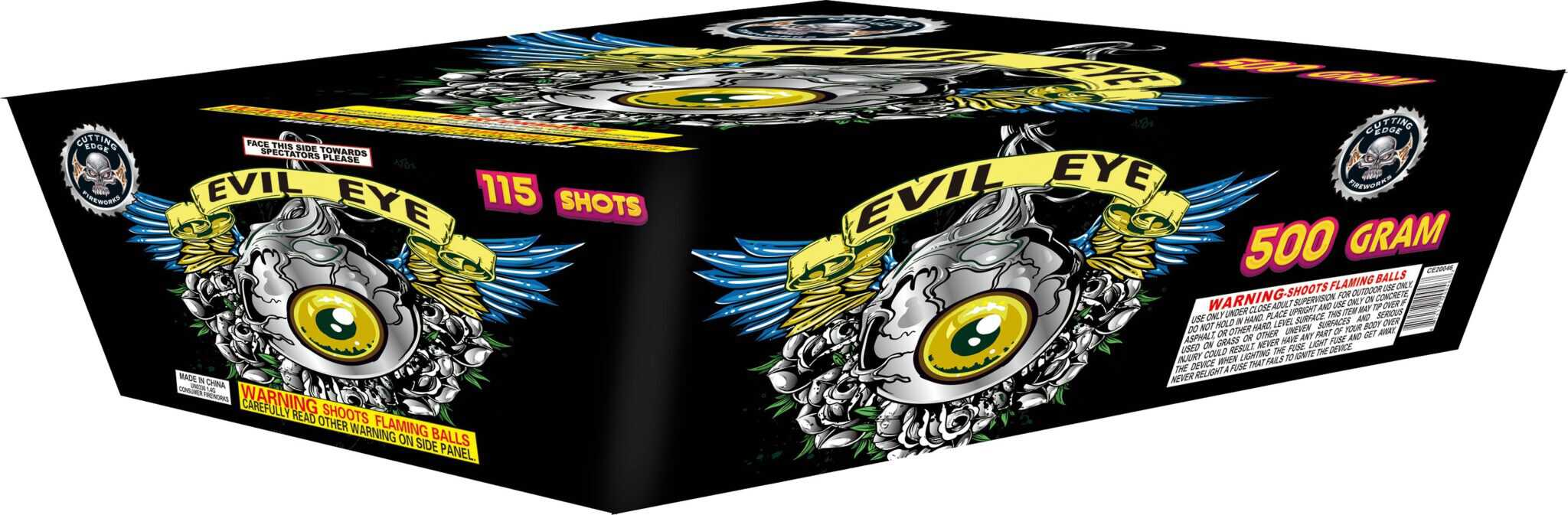 Evil Eye - 115 Shots