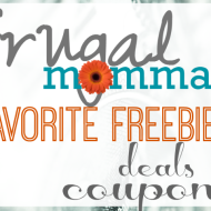 Favorite Freebies Deals and Coupons this week