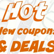 New Coupons and Deals