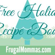 Free Holiday Recipe eBooks