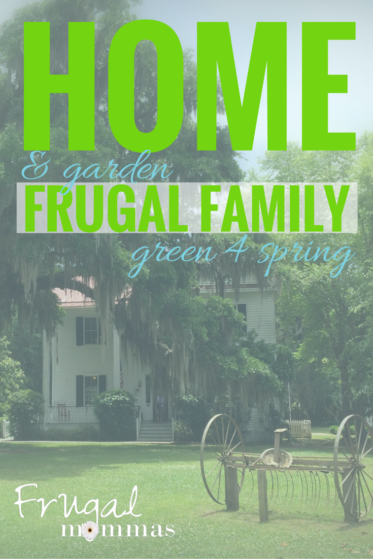 frugal family home linkup