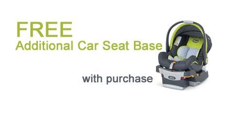 Baby supplies - free car seat base
