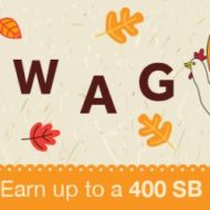 Thanksgiving Gift Cards – earn free with Swagbucks