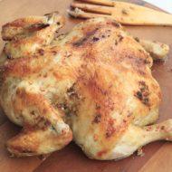 Instant Pot Recipe Tender Whole Chicken