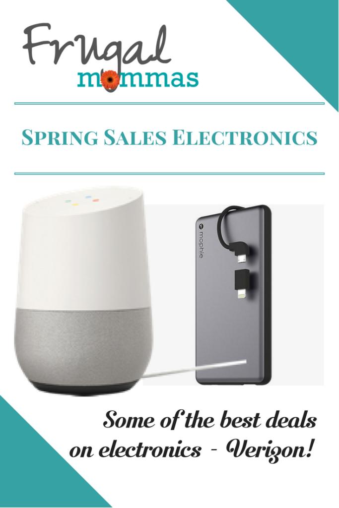 Spring Sales Electronics