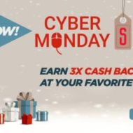 Cyber Monday Cash Back Deals with Swagbucks