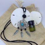 Essential Oils Dream Weaver Lava Diffuser Necklace
