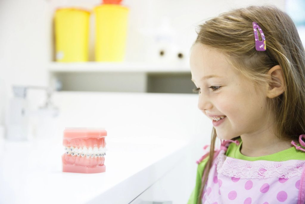 teaching kids about dental health