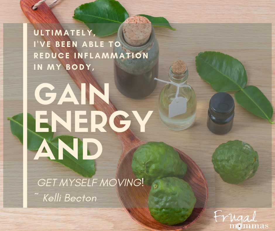 Fight Inflammation with Essential Oils