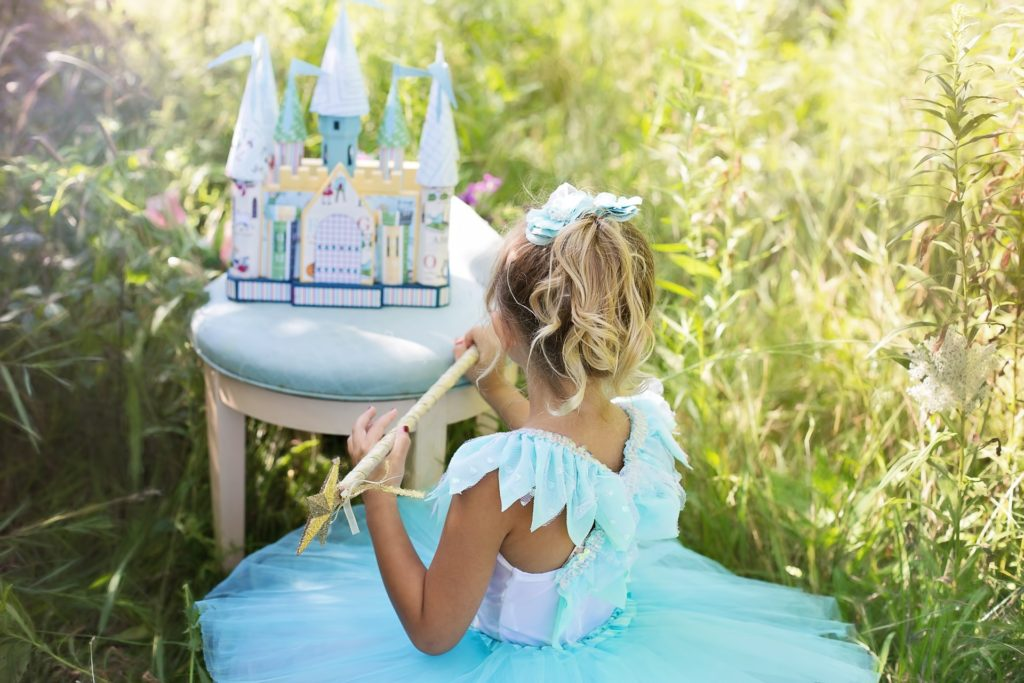 planning a princess party