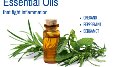 Essential Oils that Fight Inflammation