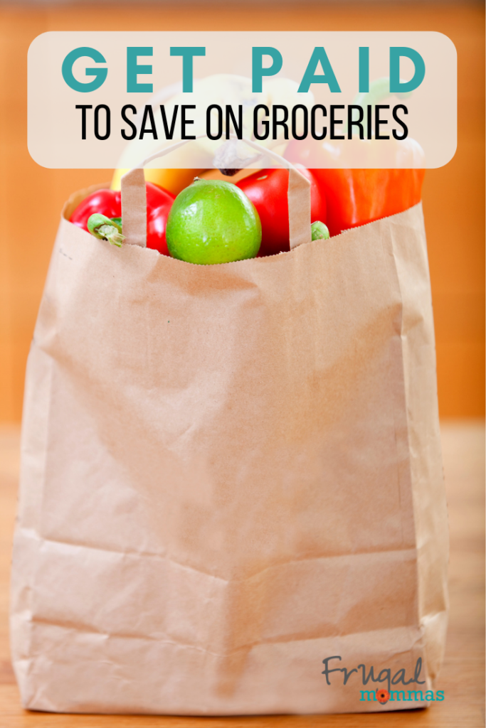 get paid to save money at the grocery store