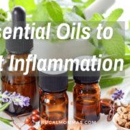 Natural Remedies with Essential Oils: Fight Inflammation