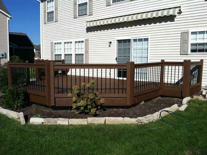 Smaller Decks & Fences