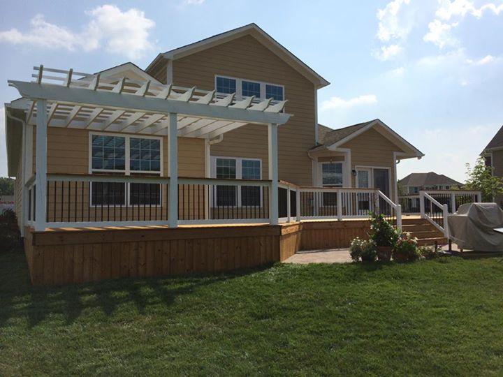 Larger Decks & Fences