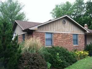 Elite Exterior Painting Services Before